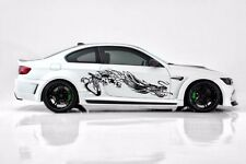 Dragon Car Vinyl Side Graphics Car Sticker Decal Both Sides Ar465