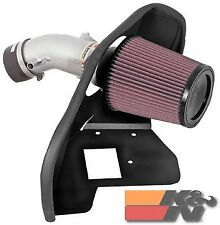 K&N Air Intake System TYPHOON For TOYOTA CAMRY/VENZA, V6-3.5L, 07-13 69-8611TS