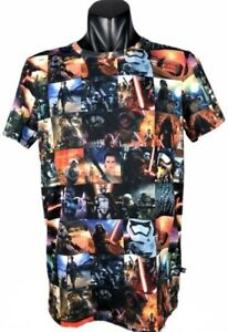 KENJI X STAR WARS Collage T-Shirt (M, Colourful)
