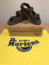 Dr. Martens Athens Tan/Dark Brown Sandals! New!UK7! Only £109.90!