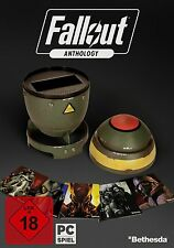 Fallout Anthology - Rare Retail Box mit Mini Nuke - PC Version
