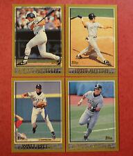 1998 Topps Colorado Rockies Team Set  (14 cards) Larry Walker, Todd Helton