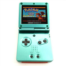 Green Nintendo Game Boy Advance SP Console AGS-101 Highlight LCD GBA SP SYSTEM