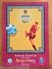 FC Porto Teams O-R Football European Club Fixture Programmes