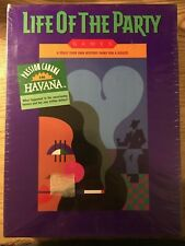 Life of the Party Passion Cabana in Havana mystery games NEW