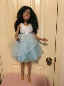 Best Fashion Friends Barbie - 28 inch; AA; long hair; lashes; hinged wrists