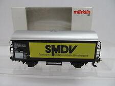 """Eso-9967 Märklin h0 carro di raffreddamento dB 806 2 271-6 """"SMDV"""" ottime condizioni,"""