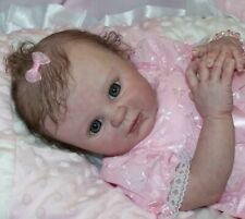 "Precious 20"" Lilly Reborn Doll Kit, by Denise Pratt! with Full Legs & 3/4 Arms"