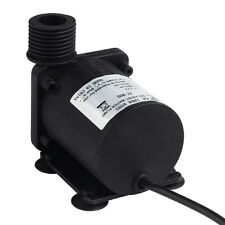 12V DC Waterproof Electric Centrifugal Water Pump Irrigation Magnetic Fountain