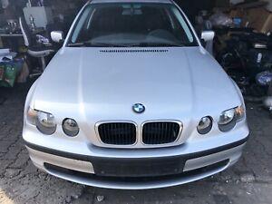 BMW 3er E46 318ti Compact  Stoßstange  Vorne. Farbe Code 354/7