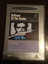 DEFENCE OF THE REALM Gabriel Byrne Greta Scacchi Like New DVD R2