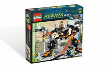 *BRAND NEW* LEGO 8970 Agents ROBO ATTACK *LIGHTLY DENTED*