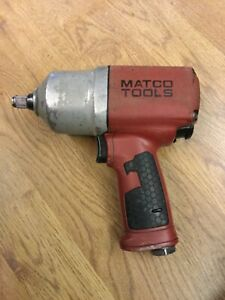 """Matco Tools MT1769A 1/2"""" Drive Pneumatic Composite Impact Wrench Tool"""