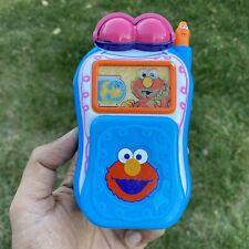 Mattel Sesame Street Elmo's World Animated Talking Flip Cell Phone