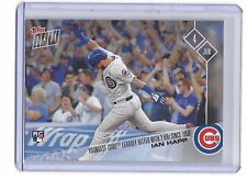 "2017 Topps NOW #221 Ian Happ ""youngest leadoff Hitter with 2 HR's since 1958"""