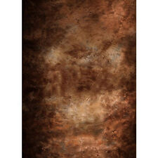 5X10FT Abstract Brown Vinyl Photography Backdrops Studio Props Photo Background
