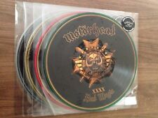Motorhead Bad Magic Limited Edition 180gsm Vinyl LP Picture Disc