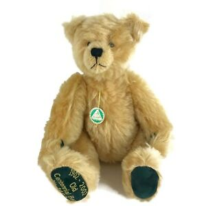 Hermann Germay Old Centennial Bear Mohair Articulated Limited Edition 1498/2000