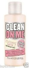 Soap & Glory Travel Size Clean On Me Body Wash 75ml Mini