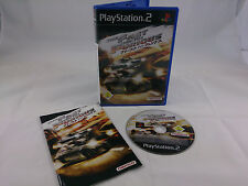 The Fast & The Furious Tokyo Drift Sony PlayStation 2 2007 DVD Box PS2 PAL