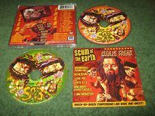 Scum Of The Earth - Sleaze Freak (cd / dvd set)