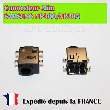 Connecteur alimentation PJ363 SAMSUNG NP300,NP300E,NP300V,NP305,NP305E,NP305V
