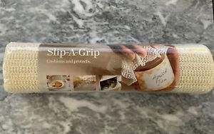 Lakeland Slip-a-Grip Anti Slip Shelf & Surface Liner 30cm x 3m Cushions Protect