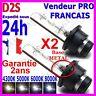 2 Ampoules Xénon D2S 6000K 55W Lampe rechange remplacement feu phare origine HID