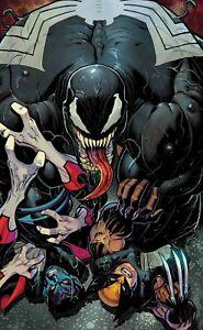 Marvel Comics Presents #5 24 x 36 Poster Arthur Adams NEW ROLLED Venom Wolverine