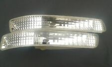 JDM Honda CRX CR-X 90, 91 EF6/7/8 EE8 Bumper Clear lenses Light Indicator Signal
