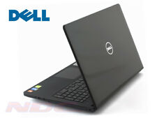 """Dell Inspiron 15-5558 i3-4005U,4GB RAM,500GB HD,DVDRW,15.6"""" 720p HD - BLACK"""