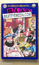 Blab Comic Book-Joe Coleman-Comic Art-Comix-Dan Clowes-Underground Comics-Sala