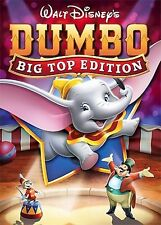 Disney's DUMBO Big Top Edition DVD