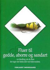 MICHAEL JENSEN FISHING & FLY PATTERNS BOOK PIKE ANGLING miniature paperback