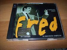 CD DOPPIO-FRED BUSCAGLIONE-A QUALCUNO PIACE FRED-RACCOLTA COMPLETA-WARNER 2003