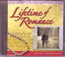 Time Life Lifetime Romance 2CD Secret Rendezvous 60s ANDY WILLIAMS BOBBY VINTON