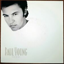 Paul Young Vinyl 7'' Oh Girl / CBS 656100 7  Netherlands