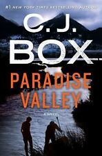 Paradise Valley Highway Quartet Series Book 4 by C. J. Box Hardcover Hardback CJ
