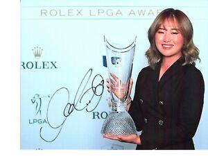 Jeongeun Lee6 LPGA signed autograph 8x10 golf photo 2019 Womens Open Lee-Jeong c