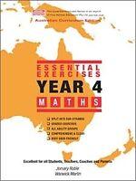 Essential Exercises Year 4 Maths (Australian Curriculum)