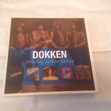Dokken - Original Album Series - CD X 5 (2009) Hard Rock Metal
