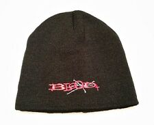 Knitted Beanie Cap, Anime Blood Series Black & Red Promotional Watch Cap - NEW