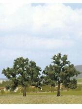 Busch 6817 2 Obstbäume 35mm Baum Bäume Z Neu