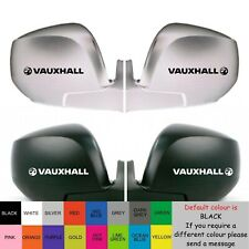 For VAUXHALL - 2 x Wing Side Mirror Car Decal Sticker Vectra Astra Corsa 95mm