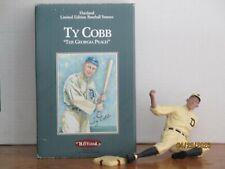 New Listing1990 Ty Cobb Dallas Hartland Statue w/Original Green Box Hof Detroit Tigers Rare
