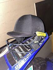 Blue Masuri Legacy Helmet- Good Condition-Ready for Play