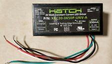 Hatch dimmable LED driver XRC30-0650P-UNV-A