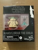 Star Wars Black Series Mandalorian The Child Baby Yoda Grogu 1.1-Inch  Figure
