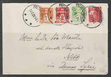 Denmark 1929. Cover to Syria.