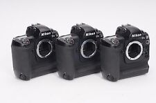 (LOT of 3) Nikon D1X 5.3MP Digital SLR Camera Body *No Battery/Charger* #JC